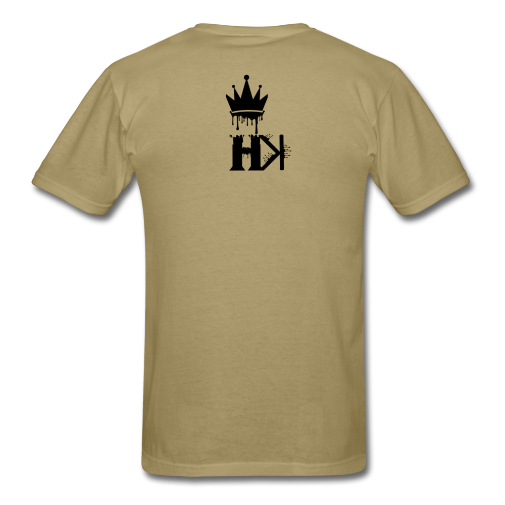 HKB Brooklyn T-shirt - khaki