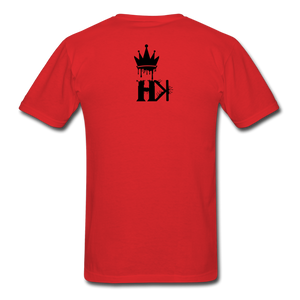 HKB Brooklyn T-shirt - red