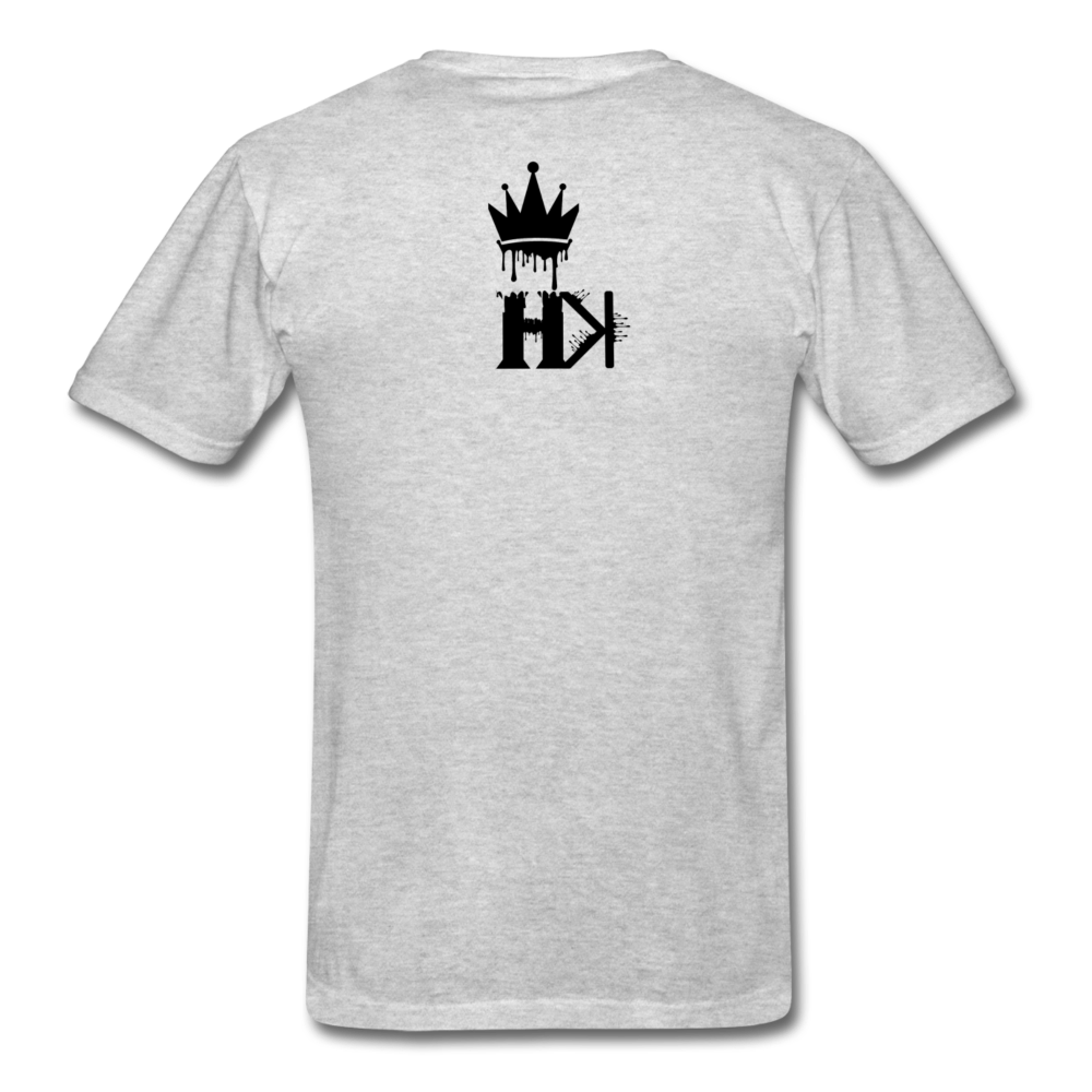 HKB Brooklyn T-shirt - heather gray