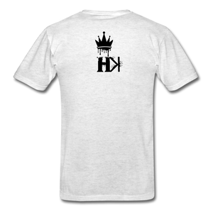 HKB Brooklyn T-shirt - light heather gray