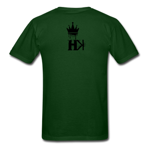 HKB Brooklyn T-shirt - forest green