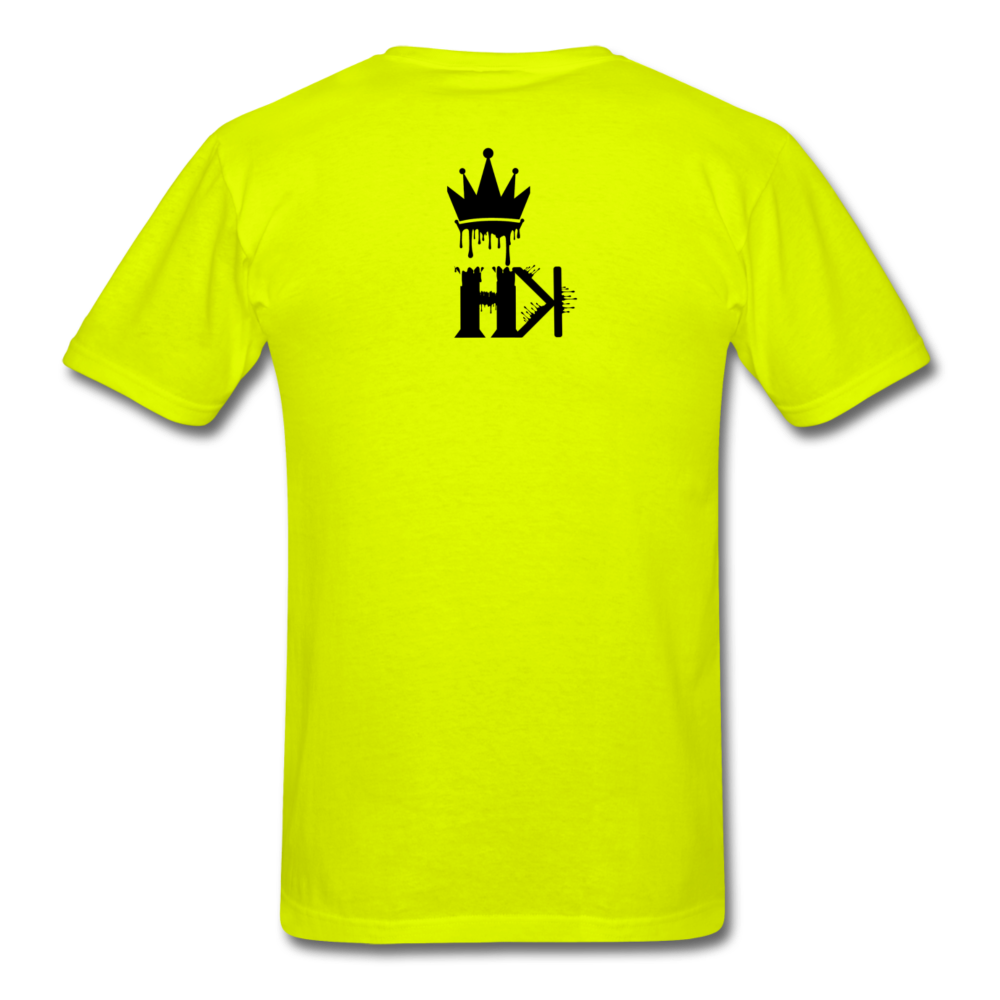 HKB Brooklyn T-shirt - safety green