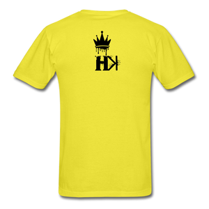 HKB Brooklyn T-shirt - yellow