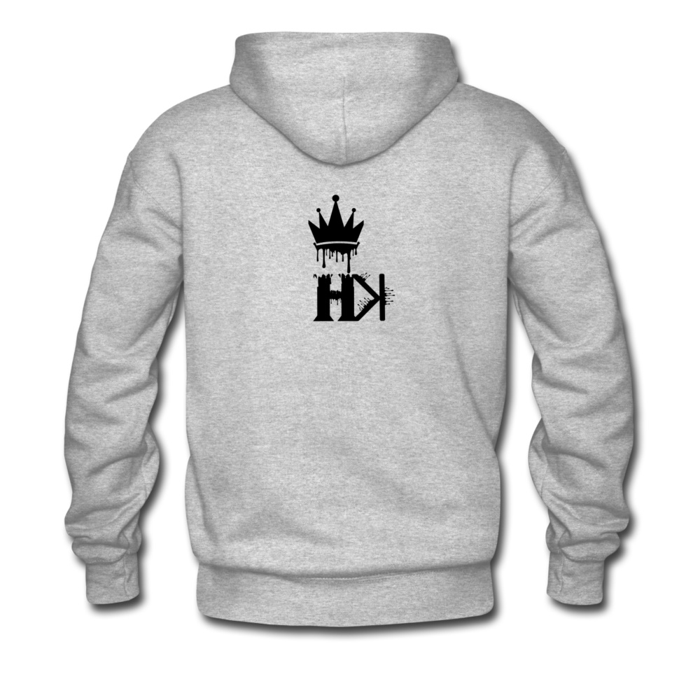 HKB Brooklyn Hoodie - heather gray