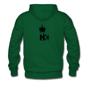 HKB Brooklyn Hoodie - forest green