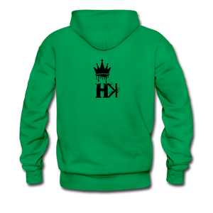 HKB Brooklyn Hoodie - kelly green