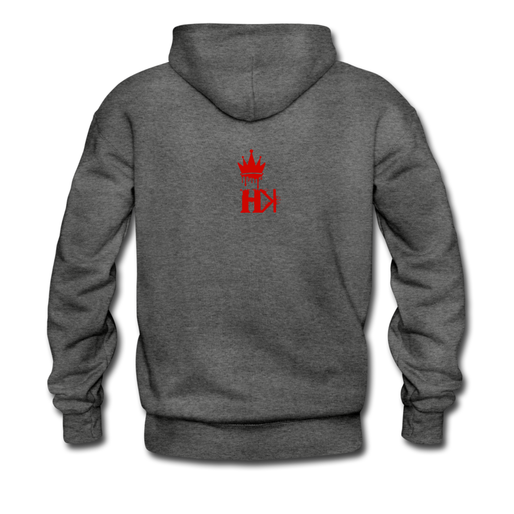 HKB Pistons Hoodie - charcoal gray