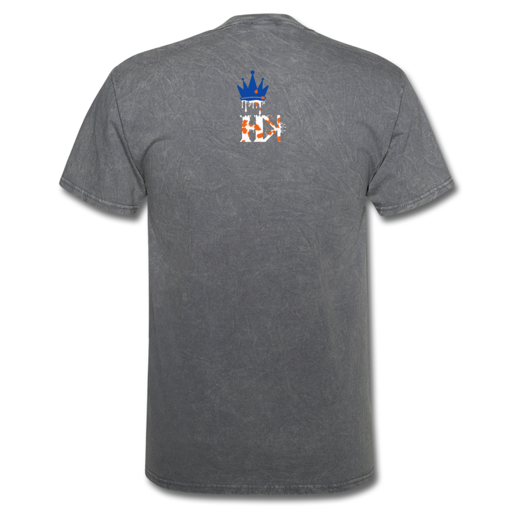 HKB Knicks T-Shirt - mineral charcoal gray