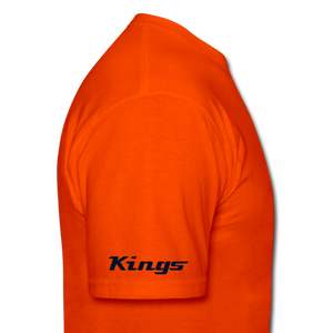 HKB Knicks T-Shirt - orange