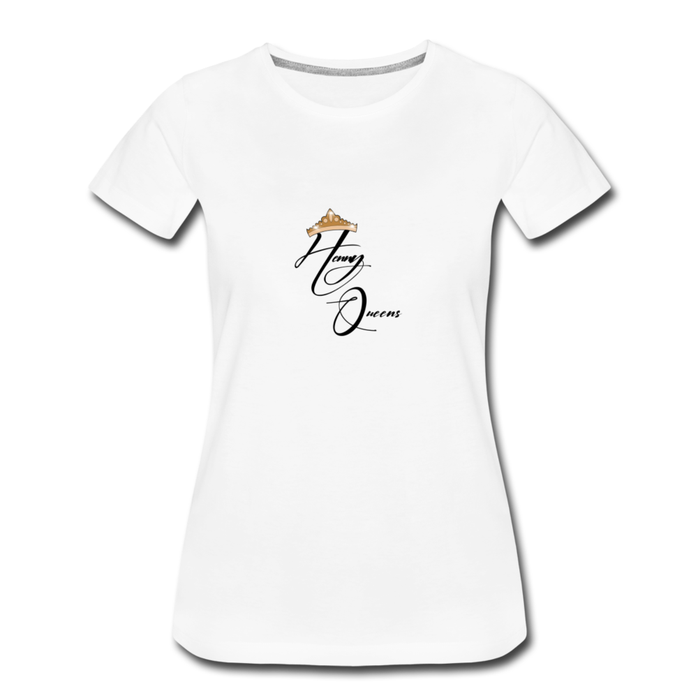 Henny Queens VS T-Shirt - white
