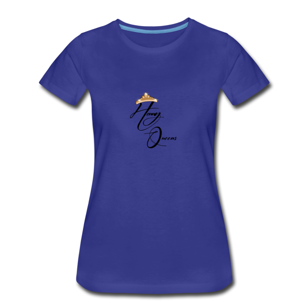 Henny Queens VS T-Shirt - royal blue
