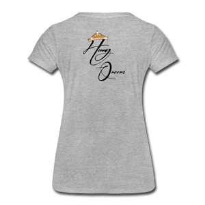 Henny Queens Pandora Women's T-Shirt - heather gray