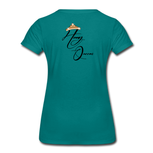 Henny Queens Pandora Women's T-Shirt - teal