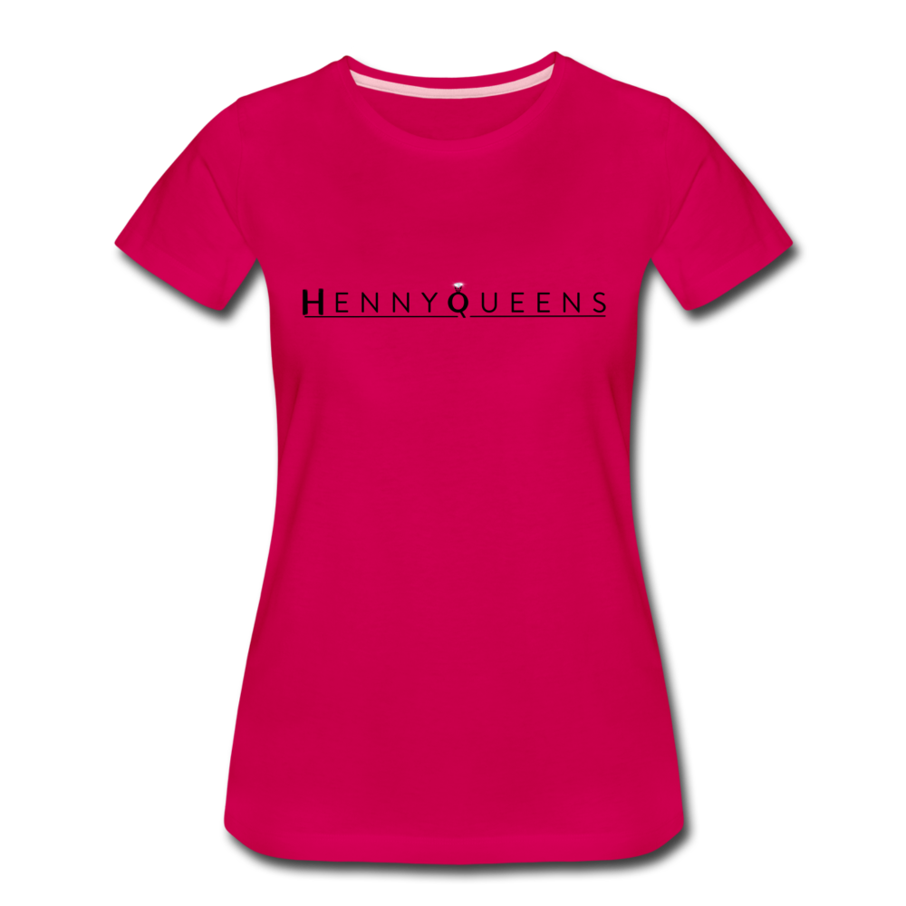Henny Queens Pandora Women's T-Shirt - dark pink