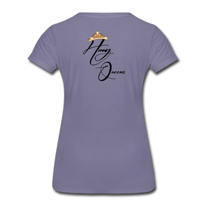 Henny Queens Pandora Women's T-Shirt - washed violet