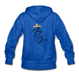Henny Queens VS Women's Hoodie - royal blue