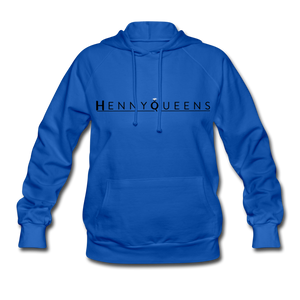 Henny Queens Pandora Women's Hoodie - royal blue