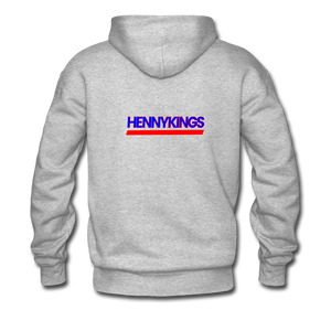 HNY Hoodie - heather gray