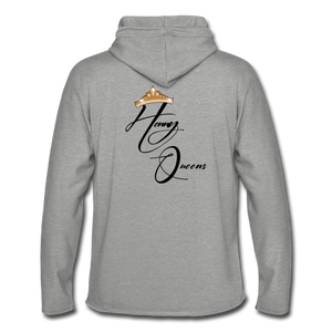 Queens Only Hoodie - heather gray