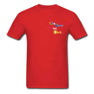 Henny King's C.T.B T-Shirt - red