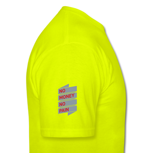 Henny King's C.T.B T-Shirt - safety green