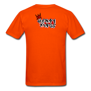 Henny King's C.T.B T-Shirt - orange