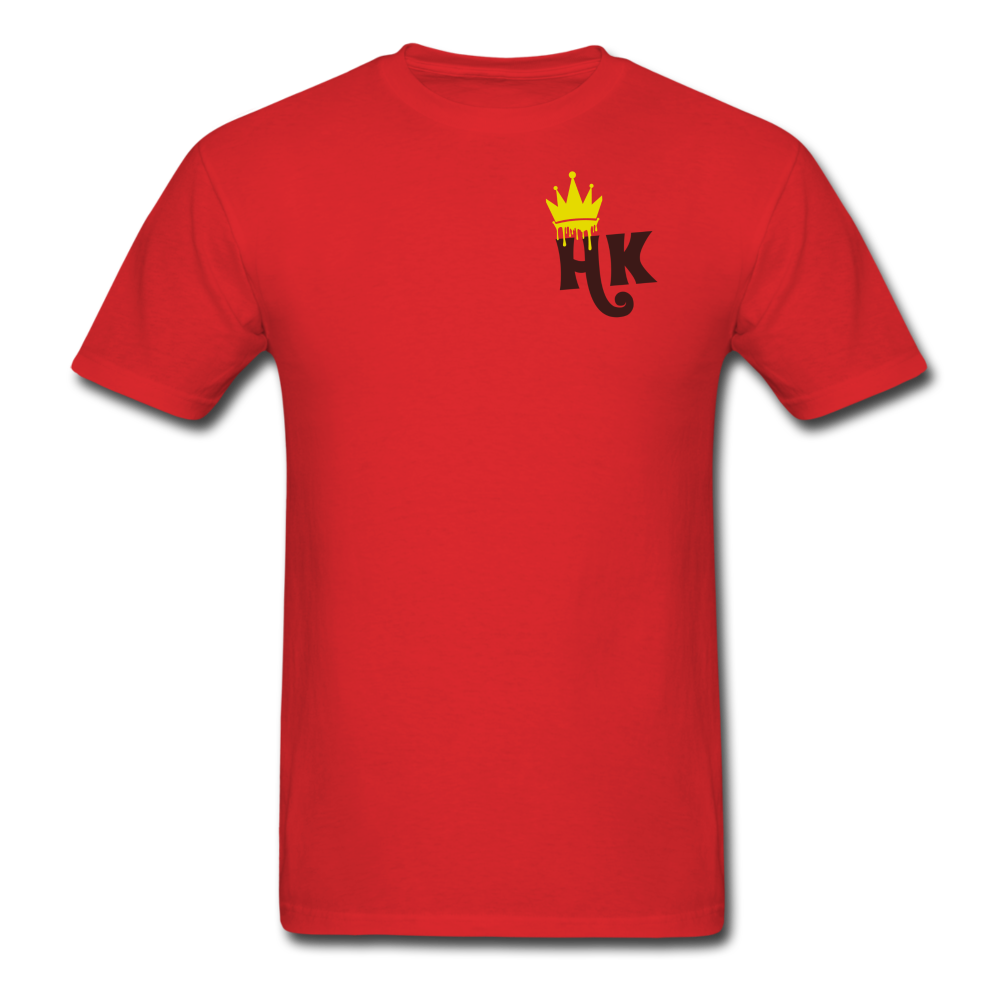 Henny Wonka T-Shirt - red