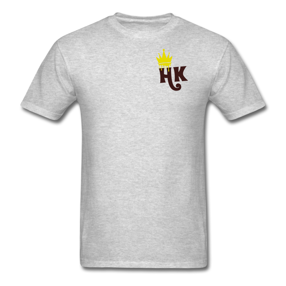 Henny Wonka T-Shirt - heather gray