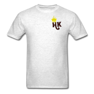 Henny Wonka T-Shirt - light heather gray