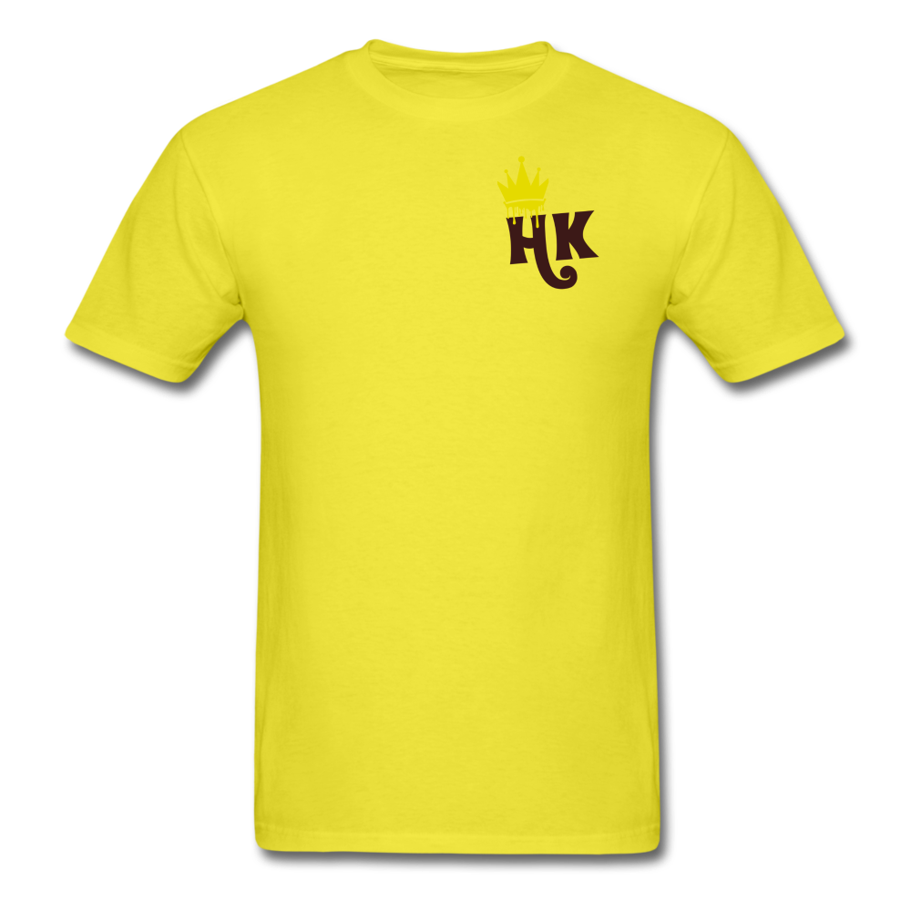 Henny Wonka T-Shirt - yellow