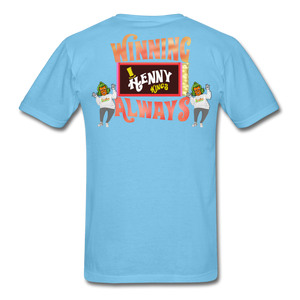 Henny Wonka T-Shirt - aquatic blue