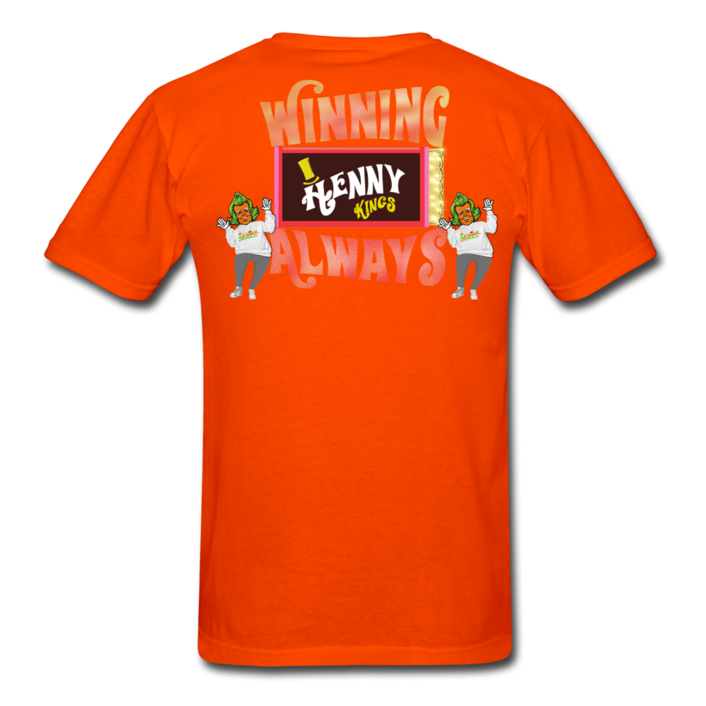 Henny Wonka T-Shirt - orange