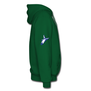 NASA Henny Kings Hoodie - forest green