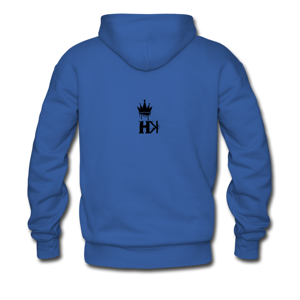 Henny Kings Viral Hoodie - royal blue