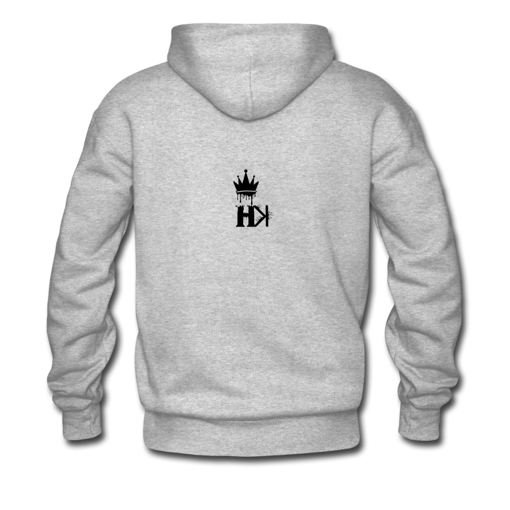 Henny Kings Viral Hoodie - heather gray