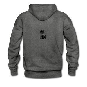 Henny Kings Viral Hoodie - charcoal gray