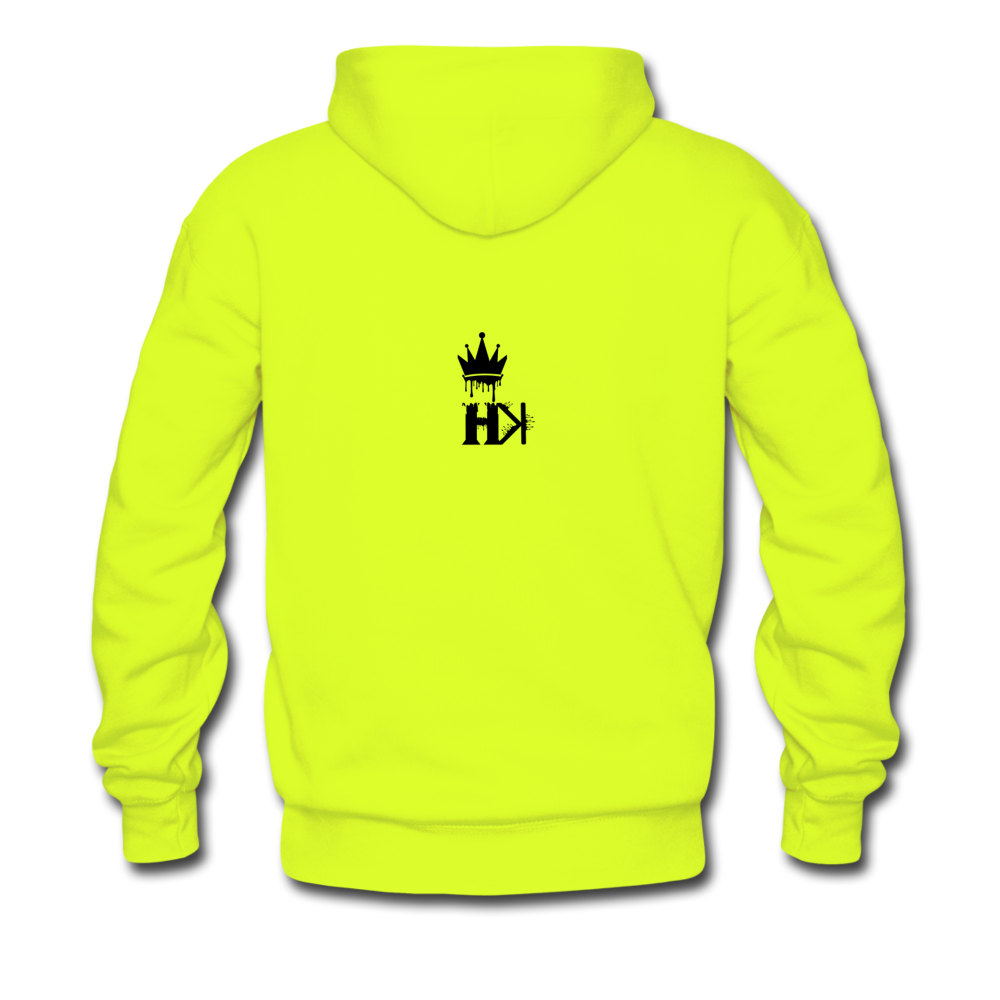 Henny Kings Viral Hoodie - safety green