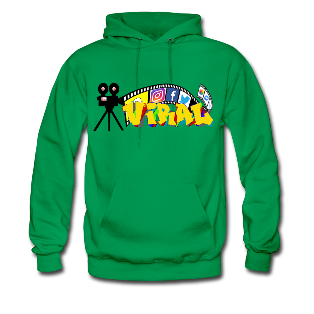 Henny Kings Viral Hoodie - kelly green