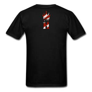 HK Christmas T-shirt - black