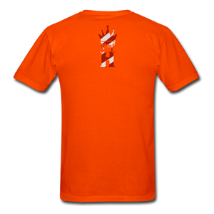 HK Christmas T-shirt - orange