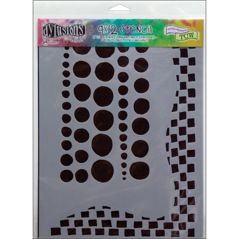 Chequered Dots