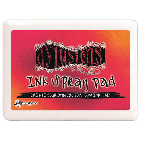 Ink Spray Pad