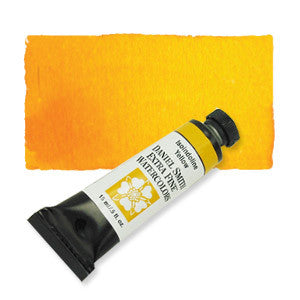 Isoindoline Yellow (PY 139) 15ml tube, DANIEL SMITH Extra Fine Watercolor
