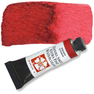 Alizarin Crimson (PR83) 15ml Tube, DANIEL SMITH Extra Fine Watercolor