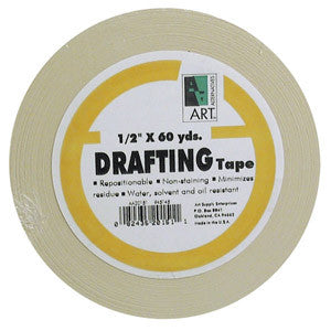 Art Alternatives Drafting Tape 1/2 Inch