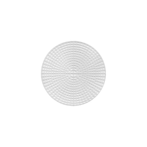 "Plastic Canvas Circle 7 Count 9"" Diameter"
