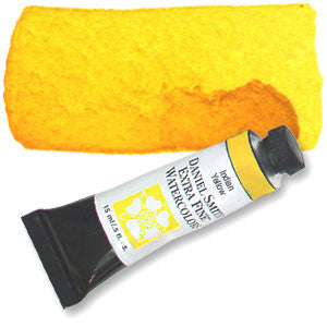 Indian Yellow (PY108) 15ml Tube, DANIEL SMITH Extra Fine Watercolor