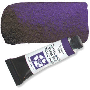 Carbazole Violet (PV23 RS) 15ml Tube, DANIEL SMITH Extra Fine Watercolor