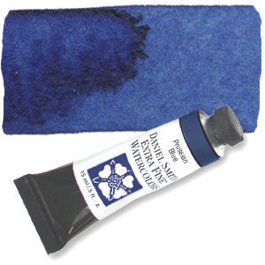 Prussian Blue (PB27) 15ml Tube, DANIEL SMITH Extra Fine Watercolor