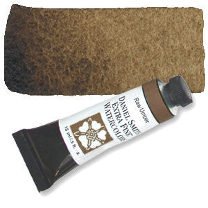 Raw Umber (PBr7) 15ml Tube, DANIEL SMITH Extra Fine Watercolor